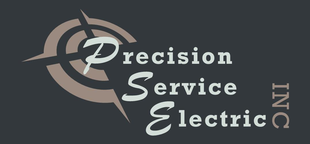 Precision Service Electric Inc. Logo