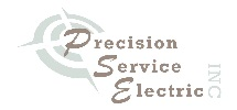 Precision Service Electric Inc Logo